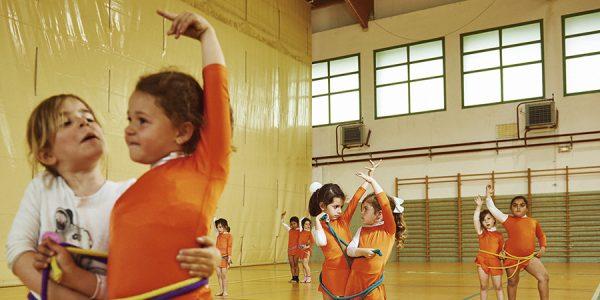 Los colegios de Rivas, un pilar del deporte local