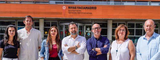 Éste es el nuevo Gobierno municipal de Rivas