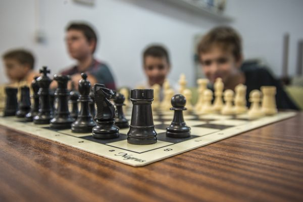 Extraescolares 2019-20: plazas sorteadas