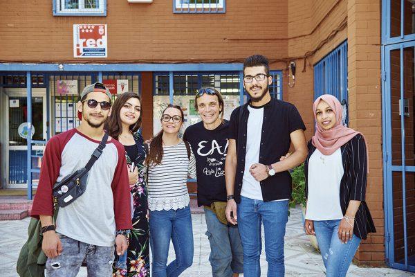 Rivas y Palestina: intercambio de experiencias