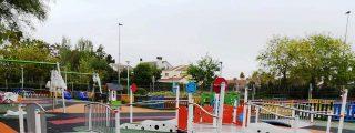 Nuevos parques infantiles con juegos inclusivos