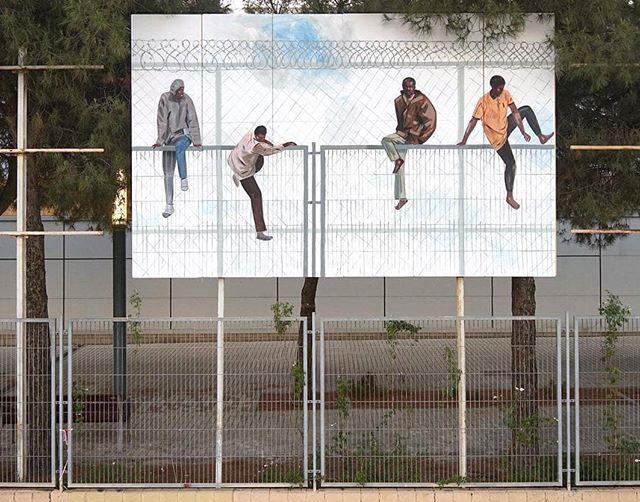 Rivas, una 'ciudad museo' de arte urbano