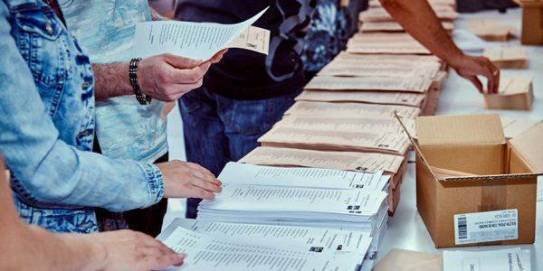 Elecciones generales 2019: resultados en Rivas