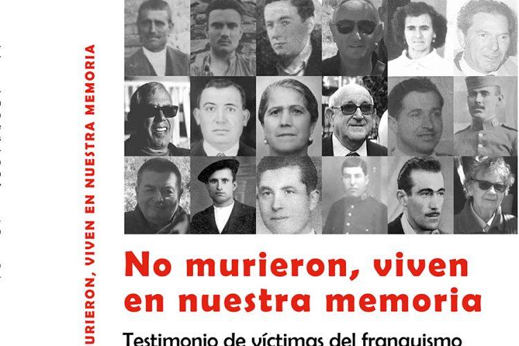 Libro: 'No murieron, viven en nuestra memoria'