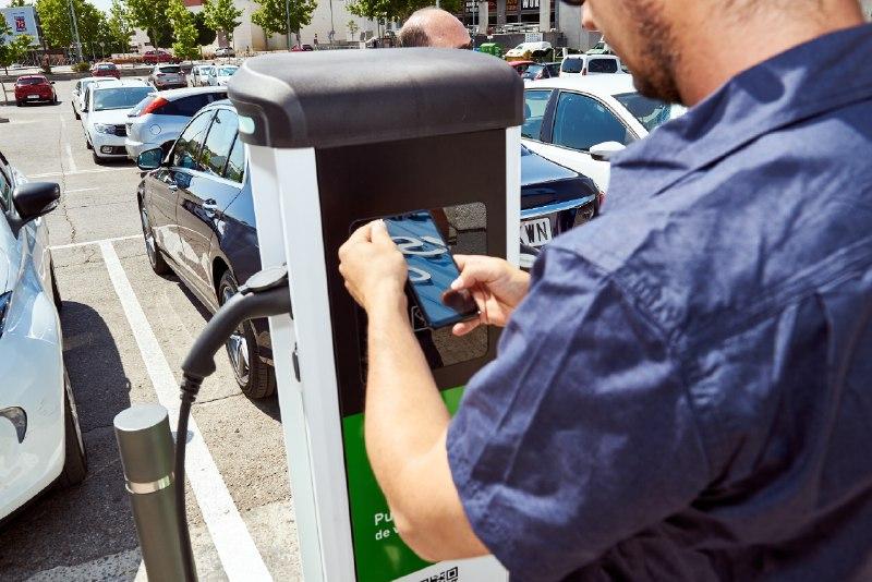 Vehículos eléctricos: 5 nuevos puntos de recarga