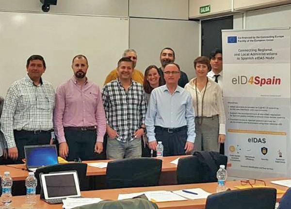Proyecto elD4Spain: la UE se conecta con Rivas