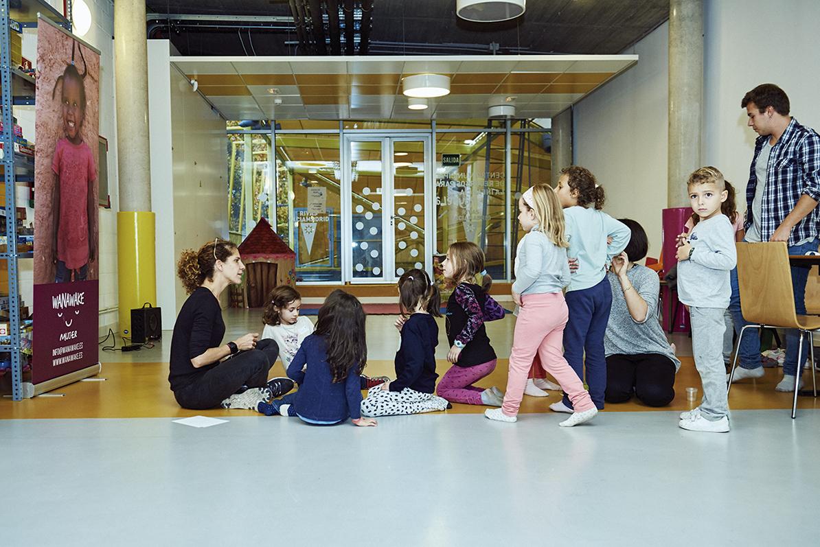 Talleres anuales de infancia: plazas adjudicadas