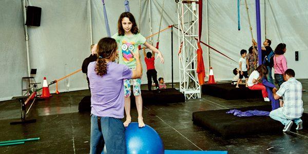 Vuelve el circo: inscripciones a los talleres anuales