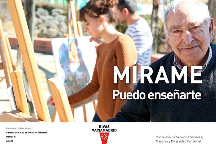 50 talleres anuales para la población mayor de Rivas