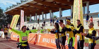 10 km de Rivas: consigue marca para la San Silvestre