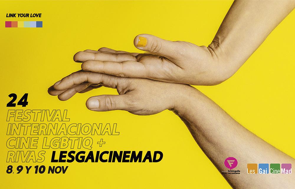 Festival de cine LesGaiCineMad 2019, en Rivas
