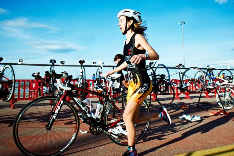 Duatlón Popular de Rivas: 9 años de pedaleo y carrera