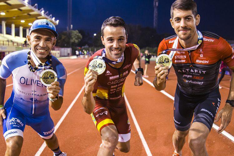 Campeón del mundo de Ironman en Hawái