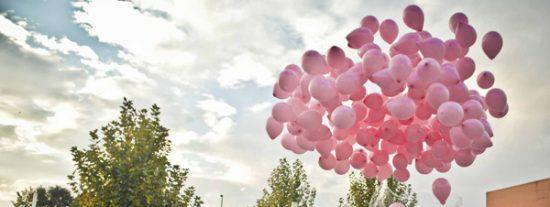 Rivas, con el Día mundial contra el cáncer de mama