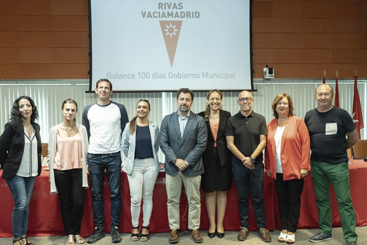 Gobierno de Rivas: 100 días con novedades