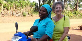 Inma Lahoz, anestesista: mil y un viajes a África