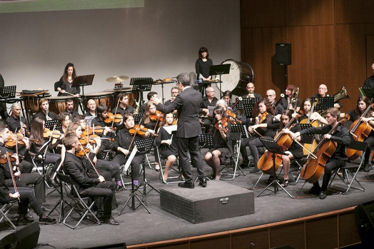 Concierto didáctico de la orquesta Athanor