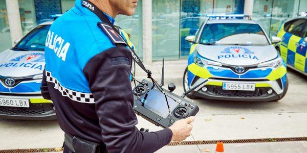 Nuevos vehículos y dispositivos para Policía Local