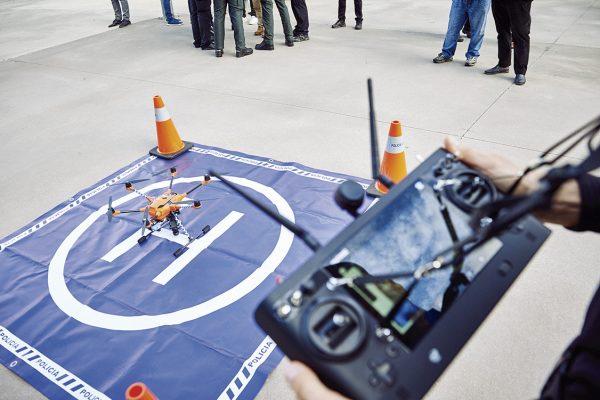 Policía Local estrena vehículos y sistemas de vigilancia
