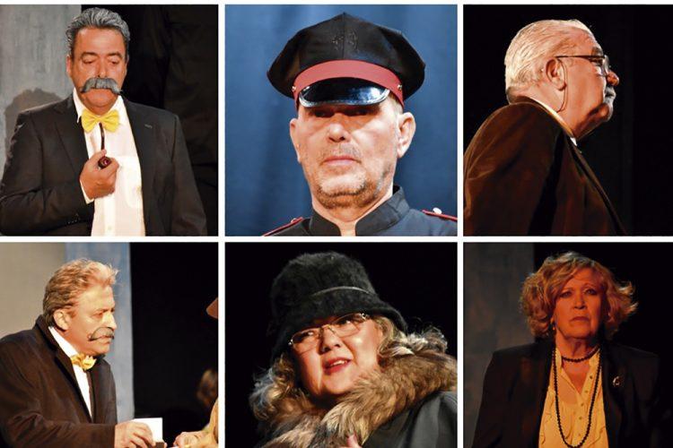 Teatro y suspense: 'Asesinato en el Orient Express'