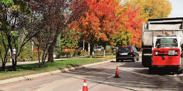 Mejoras de asfaltado y accesibilidad: últimas actuaciones