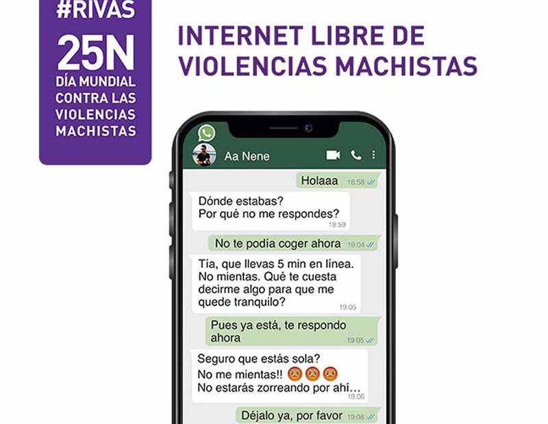 Violencia machista en redes: cómo combatirla