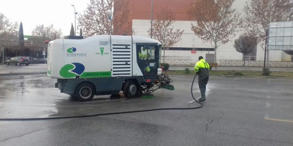 Rivamadrid: 36.063 toneladas de residuos en 2018