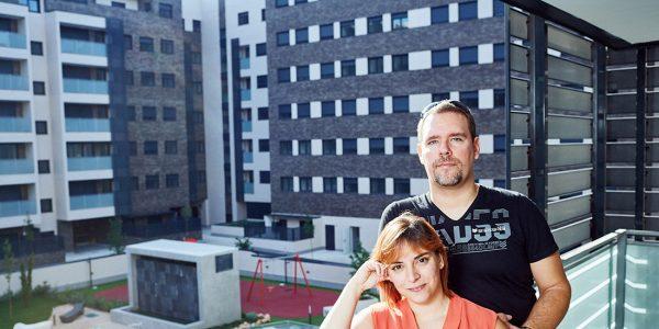 Casa nueva, vida nueva: más vivienda pública