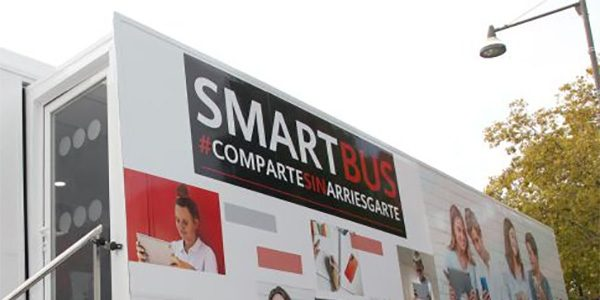 El Smartbus de Huawei, en Rivas: el 2 diciembre