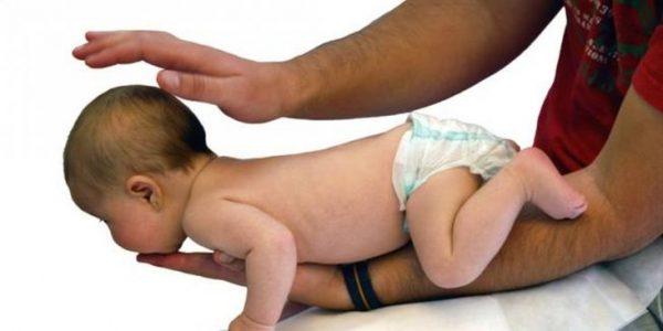 Primeros auxilios para bebés de hasta 2 años