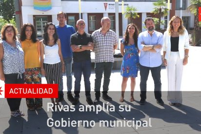 Rivas amplía su Gobierno municipal