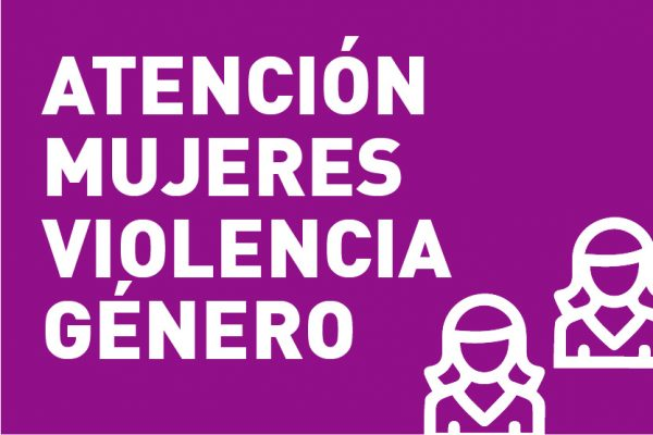 Atención mujeres violencia género