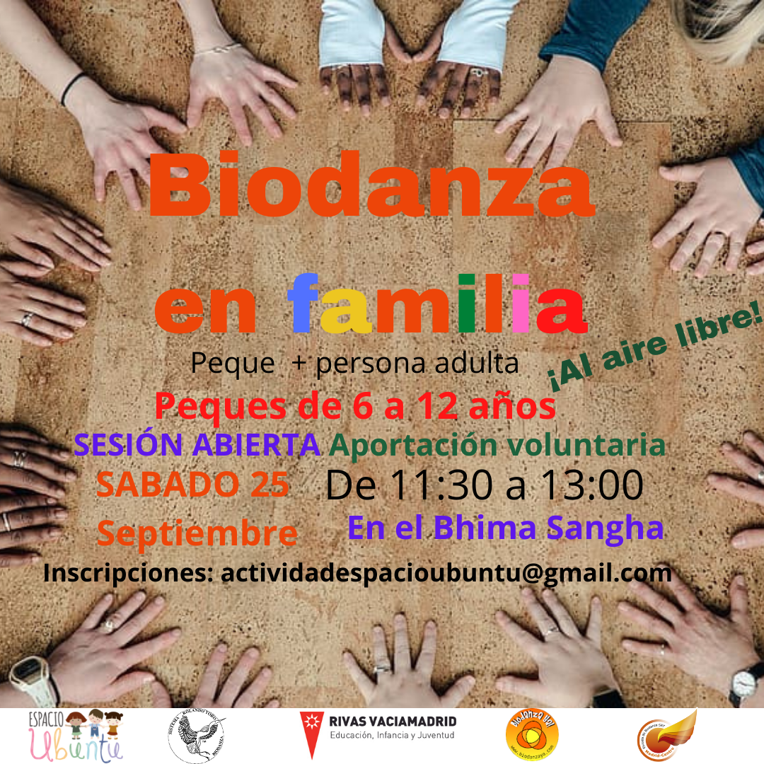 Biodanza en familia