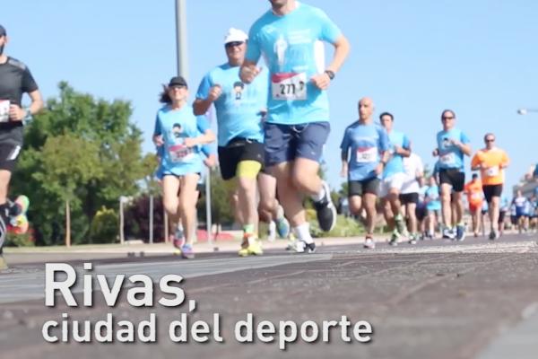 Rivas, ciudad del deporte