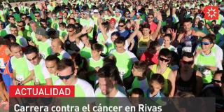 Carrera contra el cáncer en Rivas