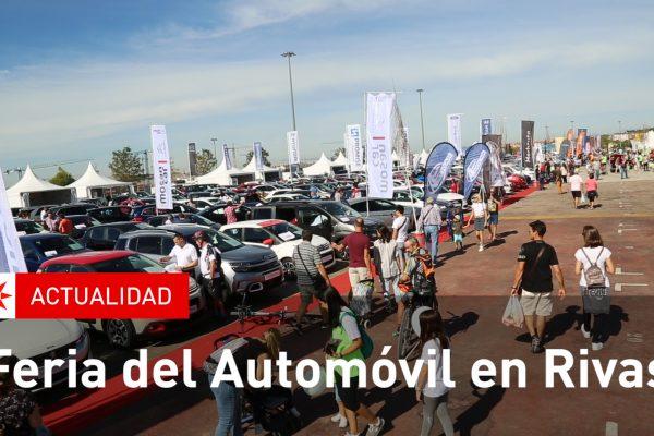 Cuarta Feria del Automóvil en Rivas