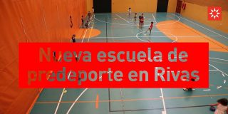 Nueva escuela de predeporte en Rivas