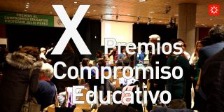X Premios Compromiso Educativo Profesor Julio Pérez
