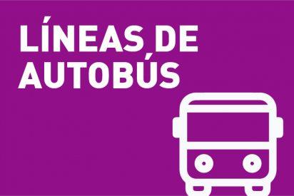 LINEAS DE AUTOBÚS