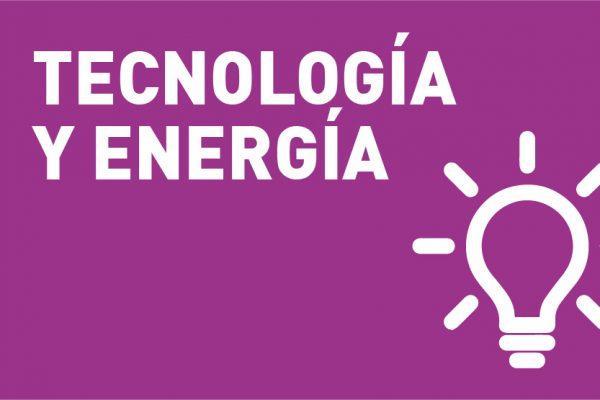 Tecnología y energía