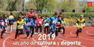 2019 un año de cultura y deporte en Rivas