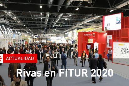 Rivas en FITUR 2020