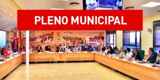Pleno municipal ordinario 19 de diciembre de 2019 de Rivas Vaciamadrid