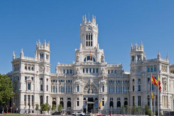 Querella por prevaricación del Ayuntamiento de Madrid
