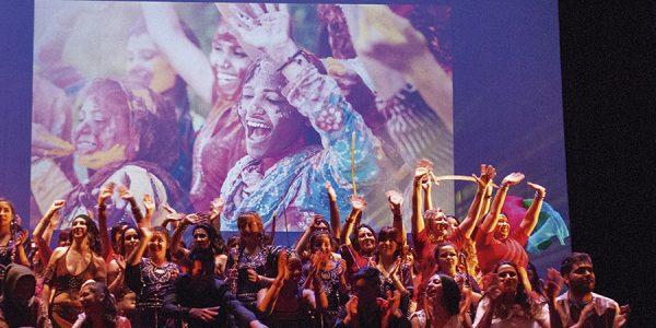 Danzas del mundo: 'La energía que habita el cuerpo'