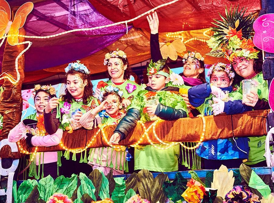 Cabalgata de Reyes 2020: inventos de la humanidad