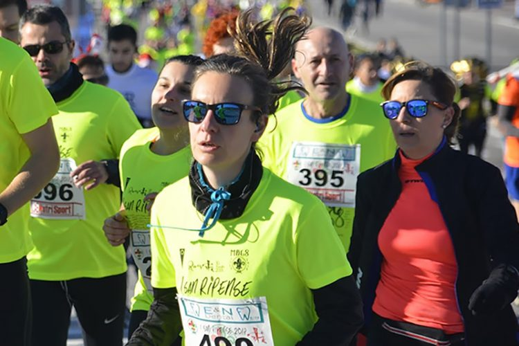 Carrera San Ripense: despide 2019 corriendo
