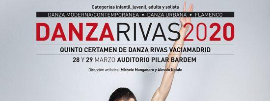 Danza Rivas 2020: inscripciones abiertas