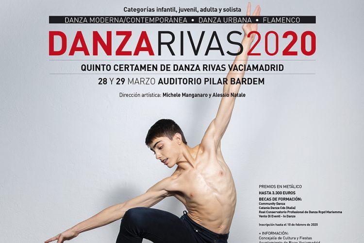 Danza Rivas: 900 participantes de 43 escuelas