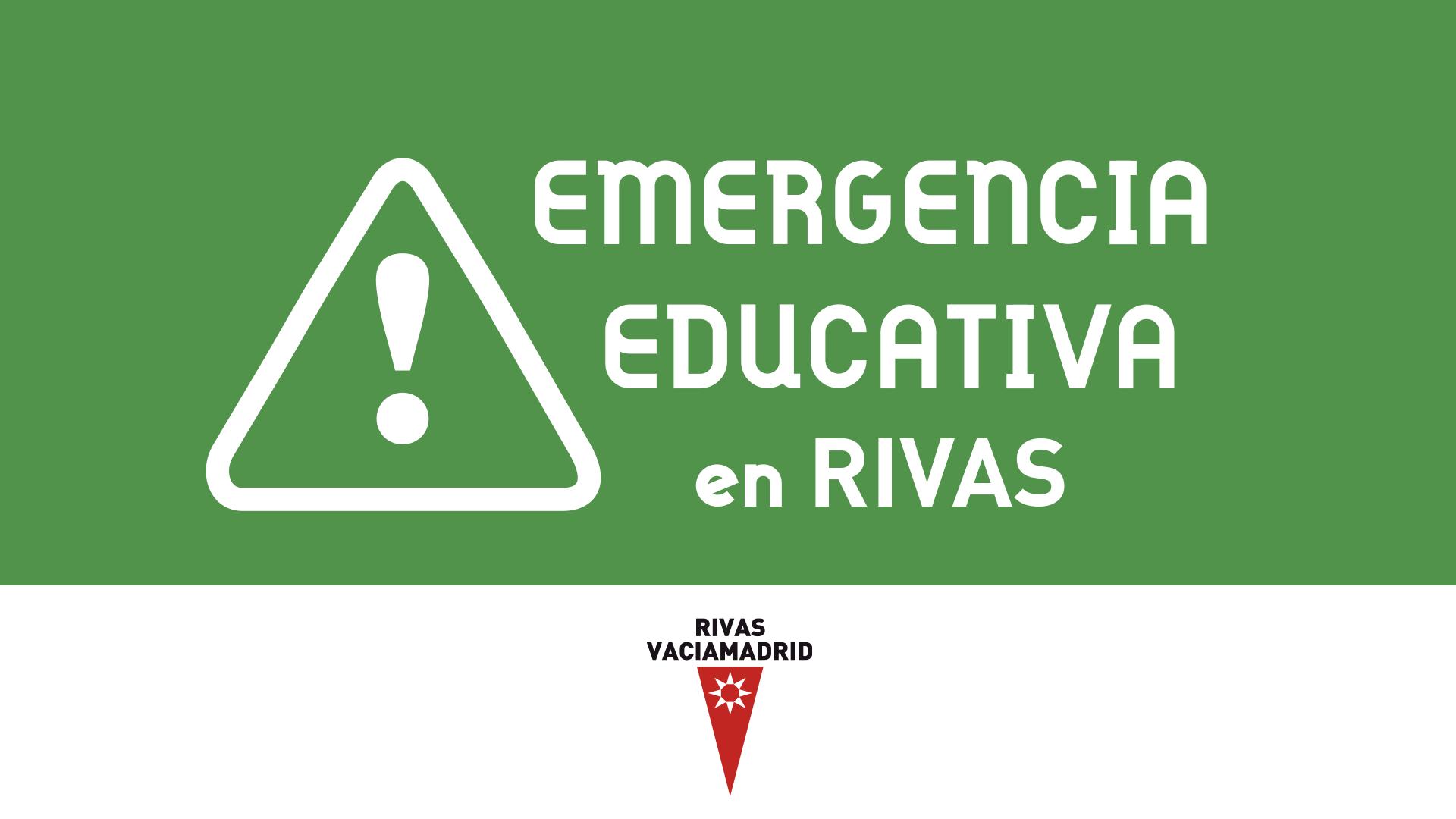 Rivas avanza con la Comunidad en las nuevas infraestructuras educativas para el municipio